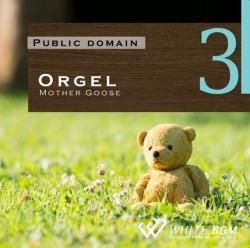 <名曲>オルゴール3 -マザーグース-(4037)