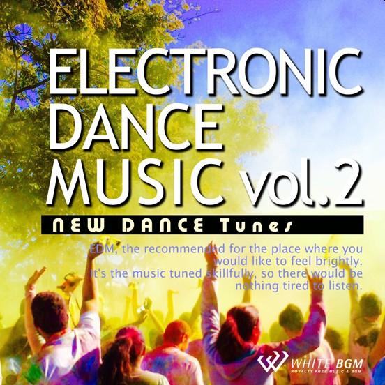 エレクトロニックダンスミュージック vol.2 -New Dance Tunes-(4050)