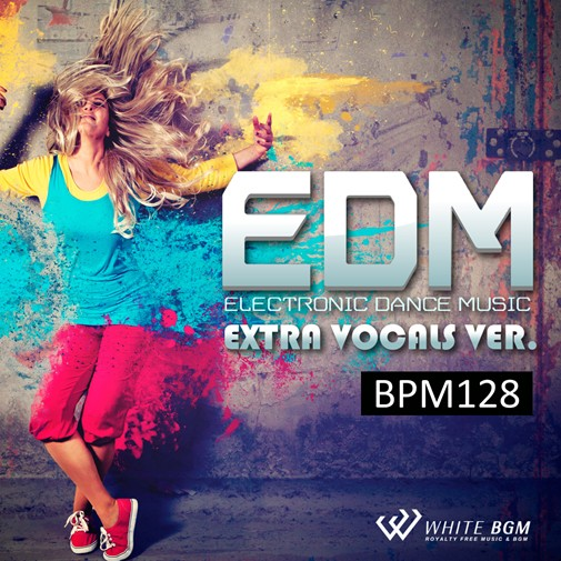 Electric dance music bpm128