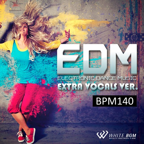 Electric dance music bpm140