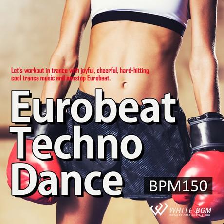 ユーロビートテクノダンス -BPM150-(4066)