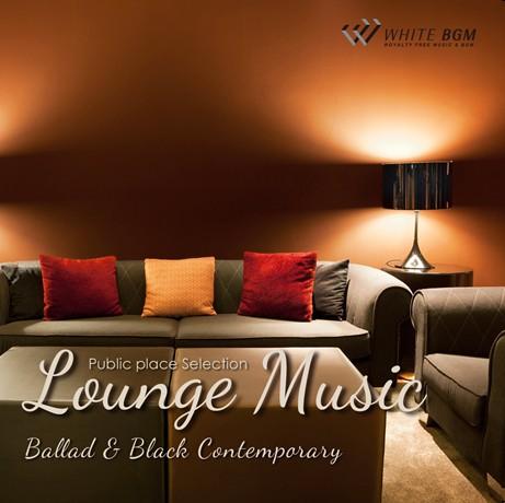 ラウンジミュージック -Ballad & Black Contemporary-(4076)