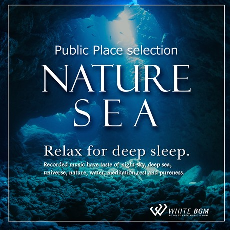 ネイチャーシー -Relax for deep sleep.-(4092)