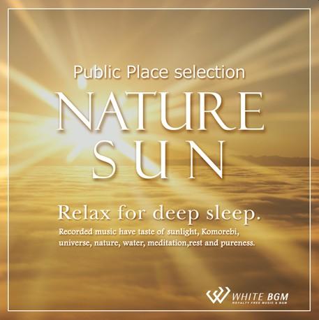 ネイチャーサン -Relax for deep sleep.-(4111)