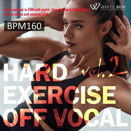 ハードエクササイズオフボーカル vol.02 -BPM160-(4134)