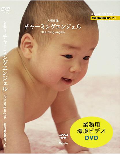 業務用鑑賞映像「チャーミングエンジェル」DVD版