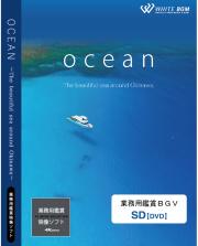 業務用鑑賞映像「ocean -The beautiful sea around Okinawa-」SD版
